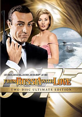 Cover image for Ian Fleming's From Russia with love