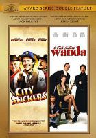Cover image for City slickers A fish called Wanda