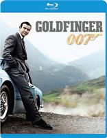Cover image for Goldfinger