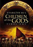 Cover image for Stargate SG-1 Children of the gods
