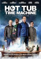 Cover image for Hot tub time machine