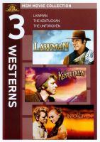Imagen de portada para Lawman The Kentuckian ; The Unforgiven.
