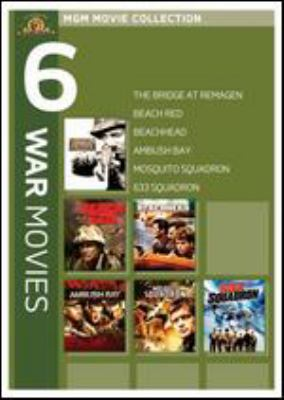 Cover image for 6 war movies