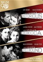 Cover image for Alfred Hitchcock the premiere collection.