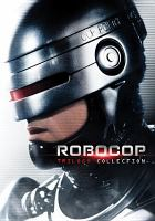 Cover image for Robocop 3-movie set.
