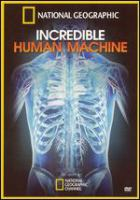 Cover image for Incredible human machine