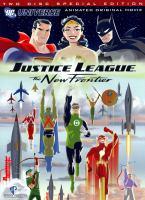 Imagen de portada para Justice League. The new frontier