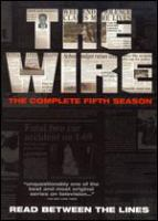 Cover image for The wire the complete fifth season
