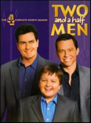 Cover image for Two and a half men The complete fourth season