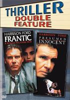 Cover image for Frantic