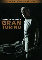 Cover image for Gran Torino