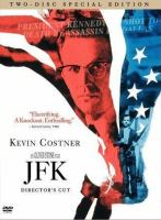 Cover image for JFK