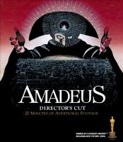 Imagen de portada para Amadeus director's cut