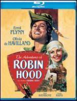 Cover image for The adventures of Robin Hood