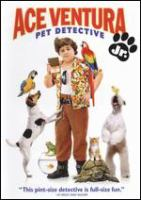 Cover image for Ace Ventura Jr., pet detective