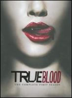 Cover image for True blood  The complete first season