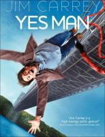 Cover image for Yes man