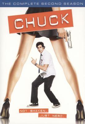 Imagen de portada para Chuck The complete second season