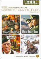 Cover image for Kelly's heroes Where eagles dare ; The dirty dozen ; Battleground.