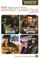 Imagen de portada para Greatest classic films collection. War