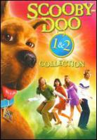 Cover image for Scooby-Doo collection 1 & 2