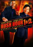 Cover image for Rush hour 1 & 2 double feature