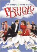 Cover image for Pushing daisies The complete second season