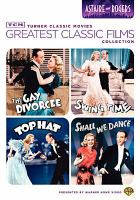 Cover image for Greatest classic films collection. Astaire and Rogers