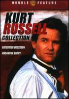 Cover image for Kurt Russell Collection Executive Decision ; Unlawful Entry