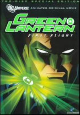 Cover image for Green lantern first flight