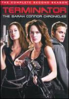 Cover image for Terminator. The complete second season the Sarah Connor chronicles