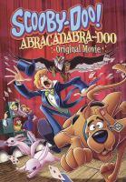 Cover image for Scooby-Doo! Abracadabra-Doo original movie