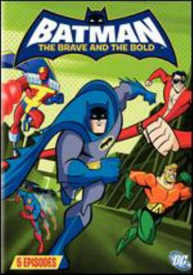 Cover image for Batman, the brave and the bold. Volume 3