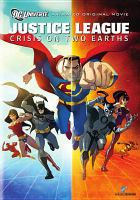 Cover image for Justice League. Crisis on two Earths