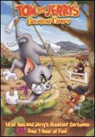 Cover image for Tom & Jerry's greatest chases. Vol. 5
