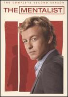 Cover image for The mentalist The complete second season