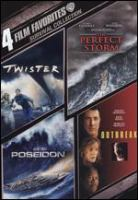 Cover image for Survival collection Twister, Perfect storm, Poseidon, Outbreak.