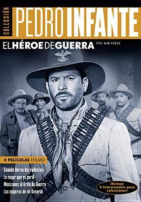 Cover image for El heroe de guerra The war hero