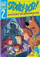 Cover image for Scooby-Doo! Mystery incorporated, season one, volume 2