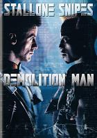 Cover image for Demolition man