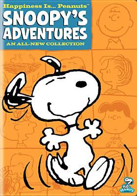 Imagen de portada para Happiness is...Peanuts-- Snoopy's adventures