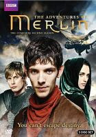 Cover image for The adventures of Merlin. The complete second season