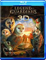 Cover image for Legend of the Guardians the owls of Ga'Hoole 3D