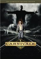 Cover image for Carnivàle The complete second season.
