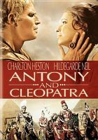 Imagen de portada para Antony and Cleopatra