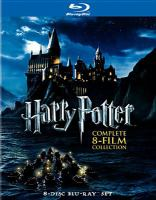 Cover image for Harry Potter : complete 8-film collection