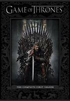 Imagen de portada para Game of thrones The complete first season