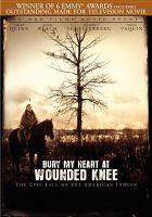 Cover image for Bury my heart at Wounded Knee