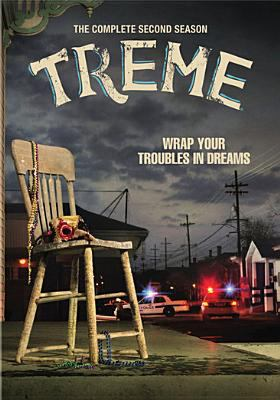 Cover image for Treme The complete second season