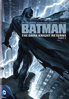 Cover image for Batman, the Dark Knight returns